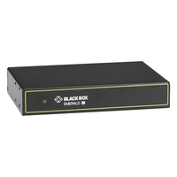 EMD2000SE-T: (1) Single link DVI-D, 4x V-USB 2.0, audio, Transmitter