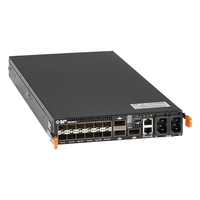 EMS10G12: KVM over IP, 10G, (12) SFP+ 1/10G + (3) QSFP28 100G