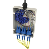 Tamper Resistant Fibre Wallbox