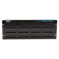 JPM910A-R4: unshielded, 96 port, 4U