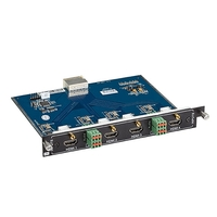 AVS-4I-HDM: Input card, 4-porttinen, 4K HDMI, Analog Audio