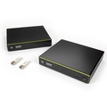 Fibre KVM Extenderkit, Emerald® KVM over IP 4K DisplayPort