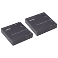 ServSwitch DVI-D USB KVM-over-Fiber Extender, Single-Mode