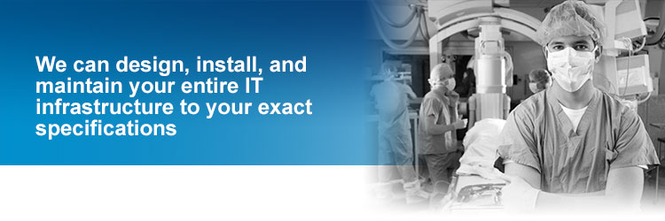 Overcome your IT challenges with our complete portfolio of infrastructure solutions