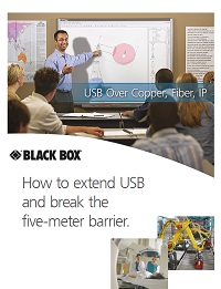 White Paper - How to extend USB and break the five-meter barrier